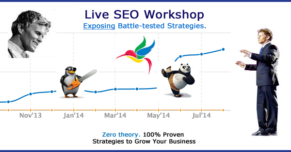 orange county seo training workshop